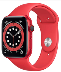 Bild zu Apple Watch Series 6 (GPS + Cellular, 44 mm) für 446,94€ (VG: ab 499,90€)