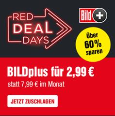 Bild zu [endte heute] BILDplus für 29,99€ im Jahr oder 2,99€ im Monat (anstatt 7,99€/Monat)