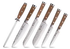 Bild zu BGT Japanisches Küchenmesser Set 6-tlg. für 119,99€
