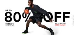 Bild zu Kickz.com: Basketball Super SALE mit bis zu 80% Rabatt + 30% Extra-Rabatt
