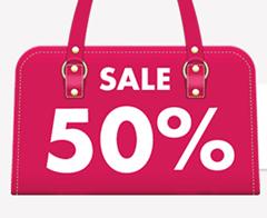 Bild zu Galeria: 50% Rabatt auf bereits reduzierte Taschen