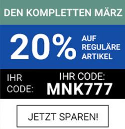 Bild zu Jeans Fritz: 20% Rabatt auf alle regulären Artikel