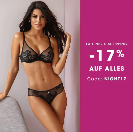 Bild zu [Late Night Shopping bis 1Uhr] Lascana: 17% Rabatt auf alle Artikel im Shop