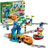 LEGO 10875 DUPLO Güterzug, Konstruktionsspielzeug