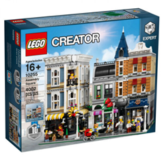 LEGO® Creator 10255 Stadtleben Assembly Square