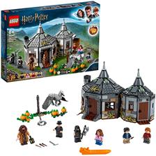 LEGO Harry Potter et le Prisonnier d'Azkaban, la Cabane de Hagrid le Sauvetage de Buck , 75947 – Kit [...]