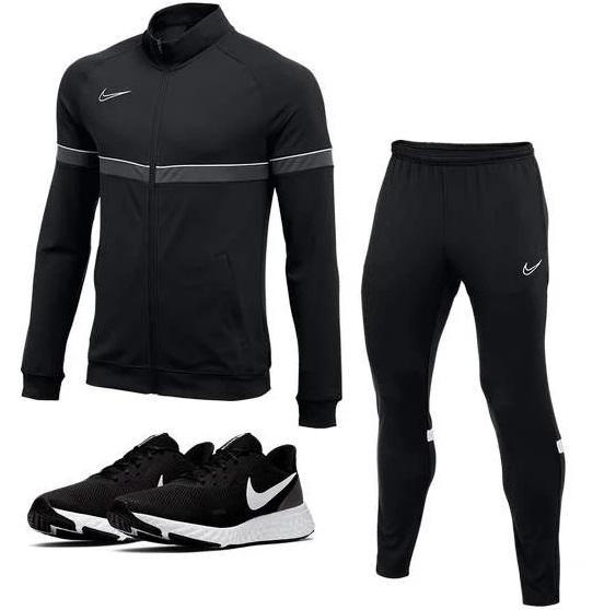 Bild zu 3-teiliges Nike Academy 21 Outfit für 79,95€ (Vergleich: 94,57€)