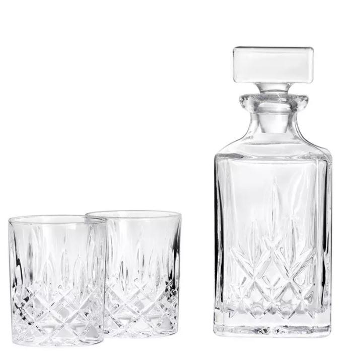 Noblesse whiskey set