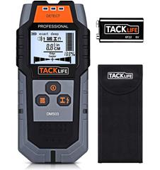 Bild zu TACKLIFE Ortungsgerät DMS03 (Metall, Kabel, Holz) für 22,99€ inkl. Versand