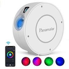Panamalar Smart Sternenhimmel Projektor, WLAN LED Projektor Galaxy Sternenlicht Kinder Nachtlicht mit[...]