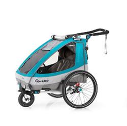 Qeridoo Sportrex 2 2020 Zweisitzer petrol online kaufen bei Netto