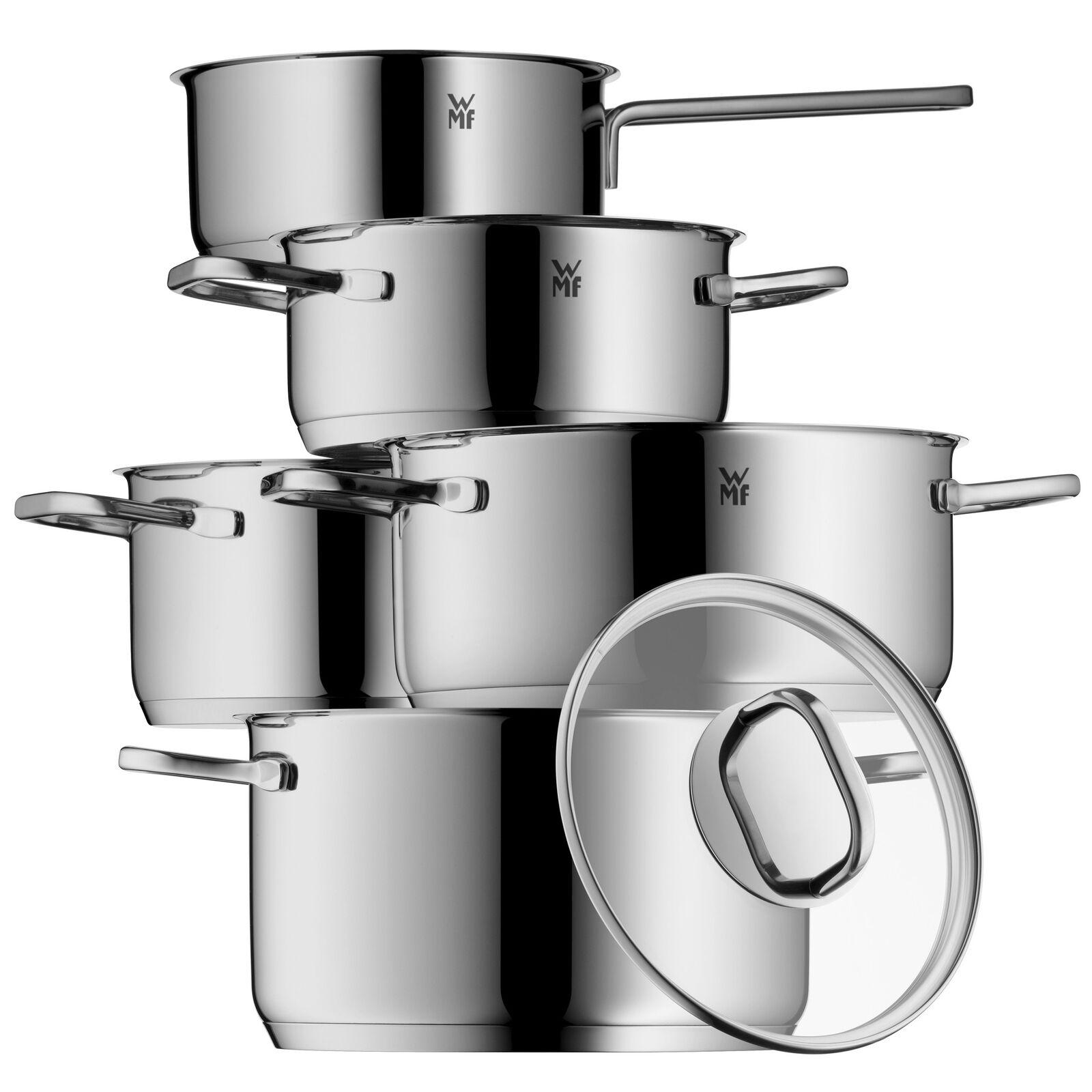 Bild zu 5-teiliges Kochtopf-Set WMF Intension für 119,95€ (Vergleich: 229€)