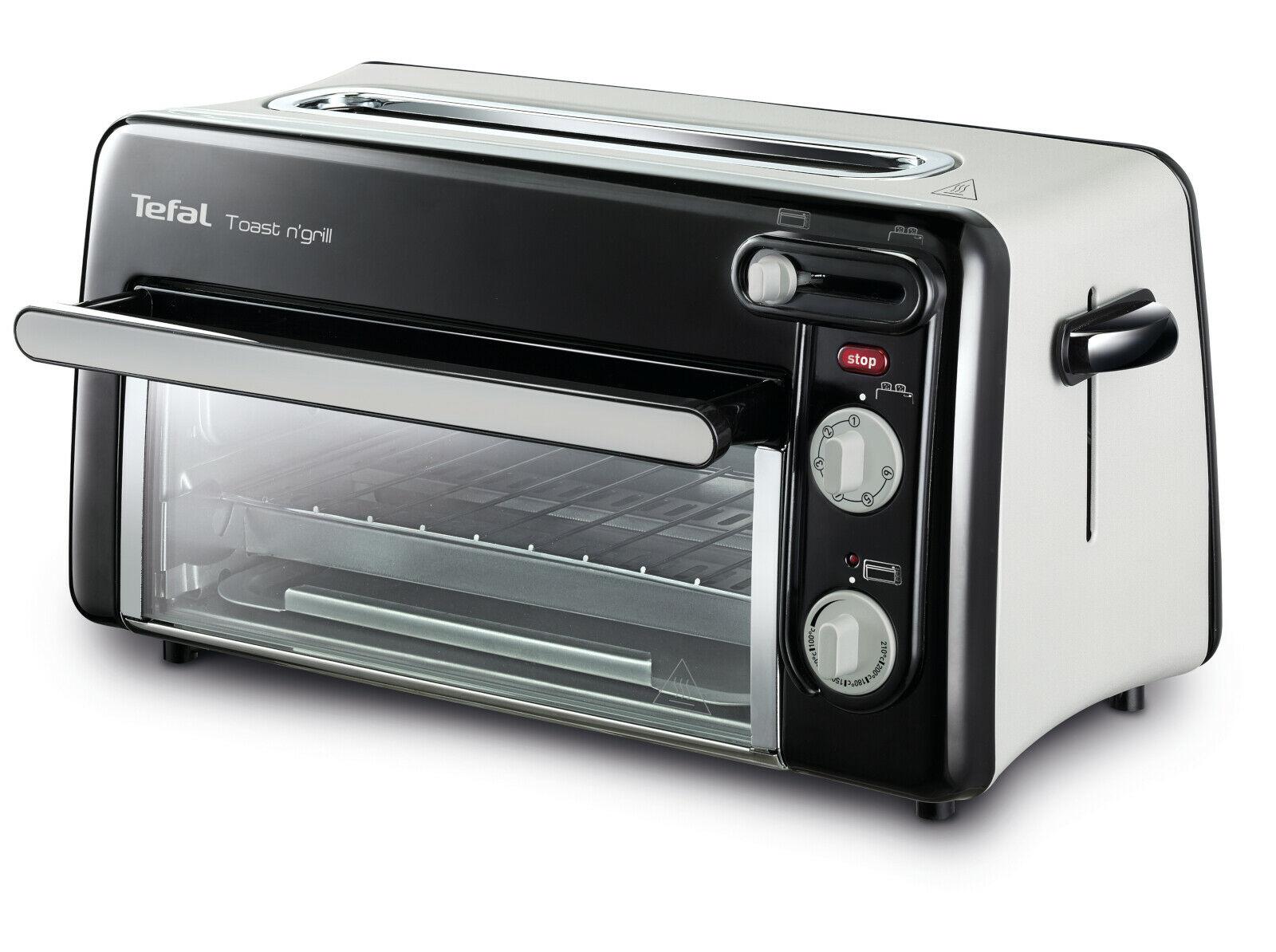 Bild zu Tefal Toast n' Grill TL6008 Tischbackofen für 79,90€ (Vergleich: 89,99€)
