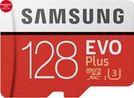Bild zu Samsung EVO Plus 2020 microSD Speicherkarte (128 GB, UHS Class 10, 100 MB/s Lesegeschwindigkeit) für 13,95€ (VG: 17,99€)