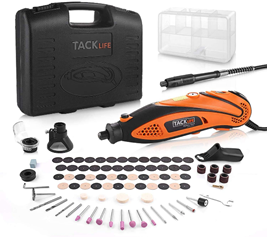 Tacklife RTD35ACL Advanced Multifunktionswerkzeug mit 80 Zubehör und 4 Aufsätze zum beliebten Allroun[...]