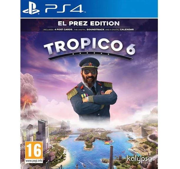 Bild zu Tropico 6 (El Prez Edition) (PS4) für 10,95€ (VG: 23,85€)