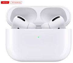 True Wireless Kopfhörer APPLE AirPods Pro, In-ear True