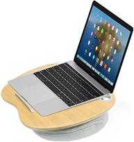 VLOXO Tragbare Laptopkissen Knietablett Kissen mit Amazon de Computer Zubehör