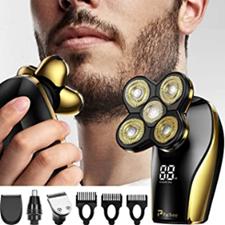 Bild zu PaiTree Elektrischer Rasierer (wiederaufladbar) für 12,89€