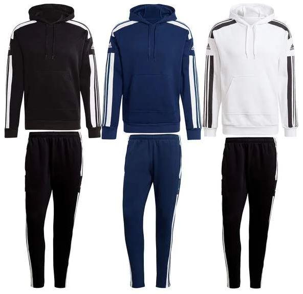 Bild zu adidas Jogginganzug Squadra 21 (Sweat Hoodie und Sweat Hose) für 49,95€ (VG: 61,15€)