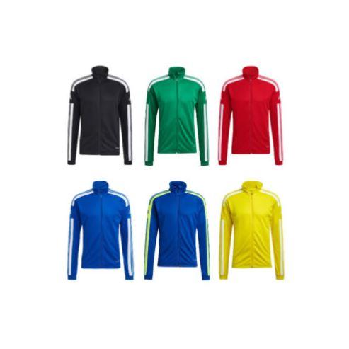 Bild zu adidas Performance Squadra 21 Trainingsjacke in 6 Farben (Gr.: XS – 3XL) für 22,95€ (VG: 25,88€)