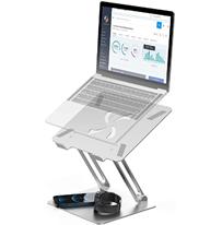 Bild zu BlitzWolf verstellbarer Laptop Ständer (10″-17″) für 25,19€ inkl. Versand