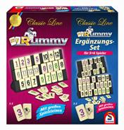 Bild zu Schmidt Spiele Classic Line my Rummy + Ergänzungs-Set für 25,94€ inkl. Versand (VG: 34,87€)
