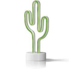 Bild zu EASYmaxx LED-Dekolampe Kaktus für 9,90€ inkl. Versand (VG: 12,99€)