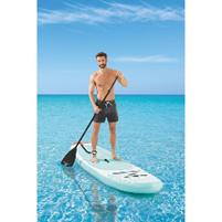 EASYmaxx Stand-Up Paddle-Board 300cm weiß blau online kaufen bei Netto