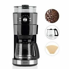 Bild zu [B-Ware] BEEM Kaffeemaschine mit Mahlwerk Fresh-Aroma-Intense (1,25l Kaffeekanne, Papierfilter 1×4, Glas) für 53,99€ inkl. Versand (VG: 69,90€)