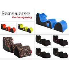 Bild zu Gamewarez Sitzsack Set für 69,99€ inkl. Versand (VG: 104€)