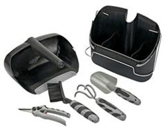 Bild zu Gardenline 6-teilige Werkzeugbox für 9,99€ inkl. Versand (VG: 13,90€)