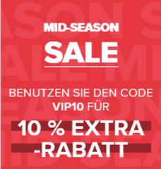Bild zu Crocs: bis zu 50% Rabatt auf ausgewählte Artikel + 10% Extra-Rabatt, z.B. Crocs Bayaband Flip für 16,20€ inkl. Versand