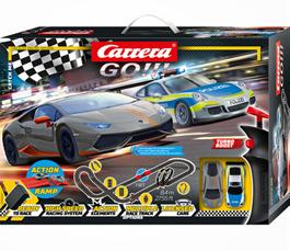 """Bild zu Carrera GO! Action-Rennbahn-Set """"Catch Me"""" für 59,99€ inkl. Versand (VG: 69,99"""