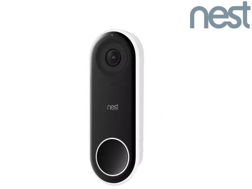 Bild zu Video Türklingel Google Nest Hello für 185,90€ (Vergleich: 247,21€)