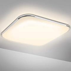 Bild zu Hengda LED-Deckenleuchte (3200K, 24W, 1920lm, IP44, A++) für 13,99€ inkl. Versand