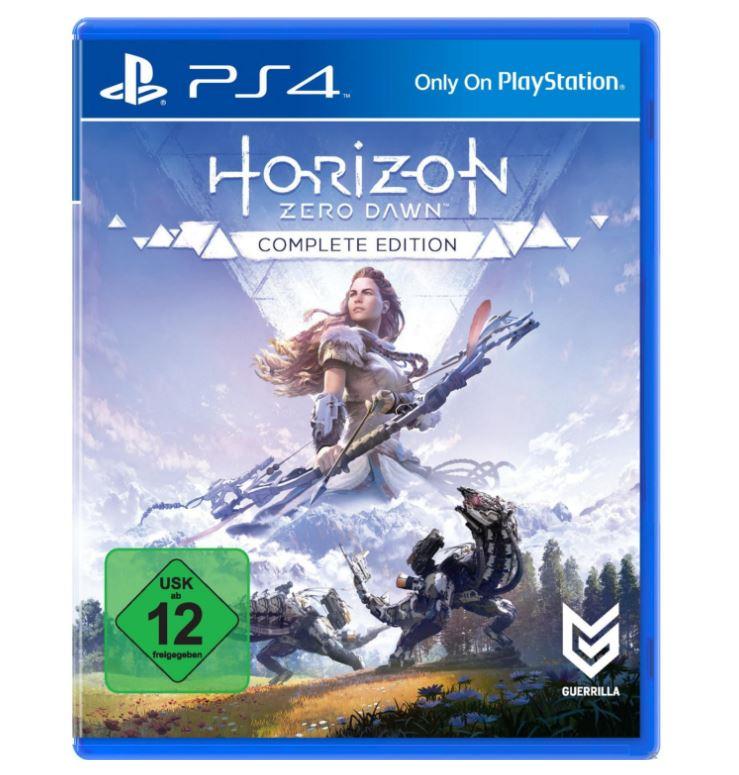 Bild zu Horizon: Zero Dawn Complete Edition (PS4) als Disc-Version für 9,99€ (VG: 12,98€)