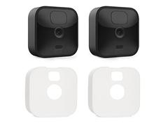 Bild zu AMAZON Blink New Outdoor 2 Sicherheitskameras für innen & außen inkl. 2 Silikonhüllen für 145,94€ (VG: 196,93€)