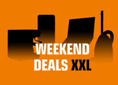 Bild zu Saturn Weekend Deals XXL, so z.B. TOSHIBA Canvio Basics Exklusiv, 4 TB HDD, 2,5 Zoll, extern für 85€