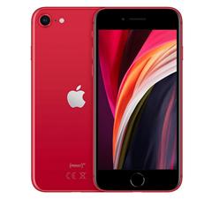 Bild zu Saturn Smartphone Purzelpreise, z.B. APPLE iPhone SE 64 GB (PRODUCT) RED Dual SIM ab 398,65€ (VG: 439€)