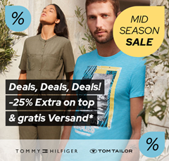 Bild zu Dress for Less: bis zu 80% Rabatt im Sale + 25% Extra-Rabatt + kostenloser Versand und Rückversand