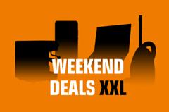 Bild zu Saturn Weekend Deals XXL, so z.B. SEAGATE Expansion+, 5 TB HDD, 2,5 Zoll, extern für 89€ (VG: 140,99€)