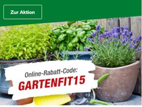 Bild zu Toom: 15% Rabatt auf ausgewählte Pflanzen