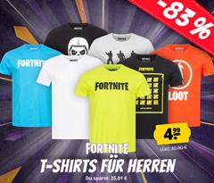 Bild zu SportSpar: Fortnite T-Shirt Sale mit bis zu 83% Rabatt