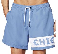 Bild zu Chiemsee Herren Badeshorts im Doppelpack + Nordcap Rucksack (Gratis) für 32€