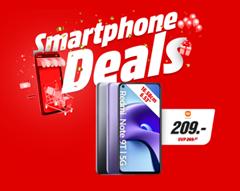 Bild zu MediaMarkt Smartphone Deals: z.B. WIKO VIEW4 LITE 32 GB DEEP BLUE Dual SIM für 99€ (VG: 115,90€)