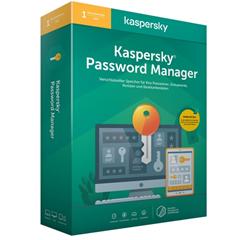 Bild zu Kaspersky Passwort Manager 6 Monate Gratis (monatlich kündbar), danach 99 Cent pro Monat
