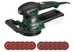 Bild zu AUTLEAD PRS03A Schleifmaschine mit Staubsammelbox 450W und 13000 RPM für 39,99€