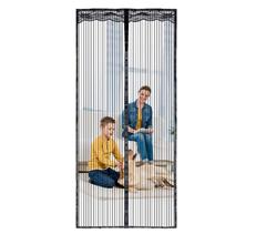 Bild zu SAFETYON Magnet Fliegengitter Balkontür 100 x 220cm für 11,69€