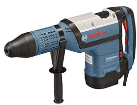 Bild zu Bosch Professional Bohrhammer GBH 12-52 DV (1.700 Watt, inkl. Zusatzhandgriff, Fetttube, Maschinentuch, im Koffer) für 738,39€ (VG: 825,80€)